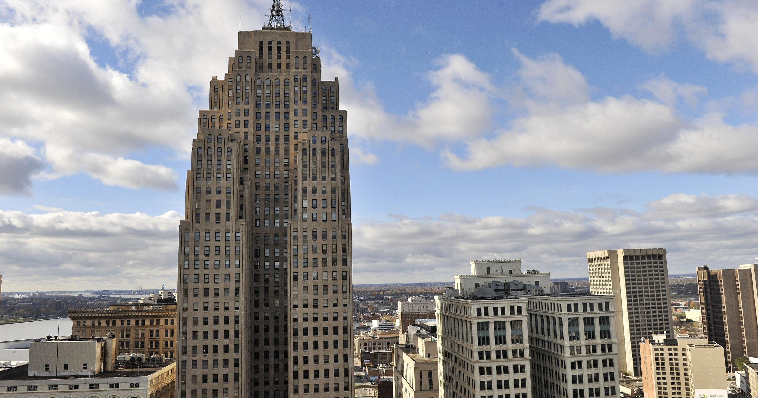 The Historic Penobscot Building - Whats to do in: Your City?